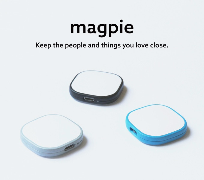 Magpie: the smartest, truly global GPS tracker around by