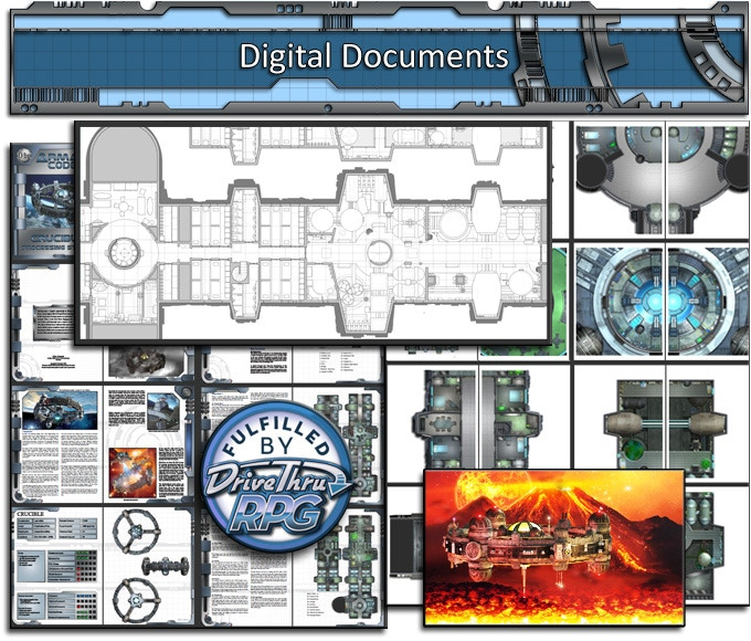 Station Eleven Quotes With Page Numbers: Crucible: Space Station Map Posters & Miniature By Ryan
