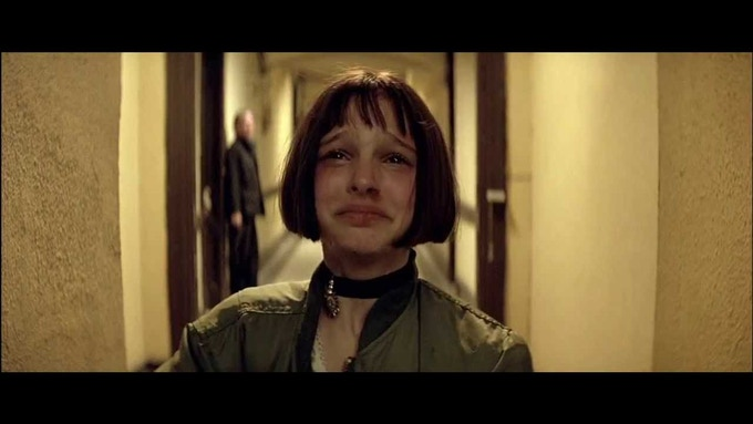 "Still of Matilda from ""Léon: The Professional"""