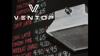 Ventop - The portable Vent-Hood for small cooking appliances