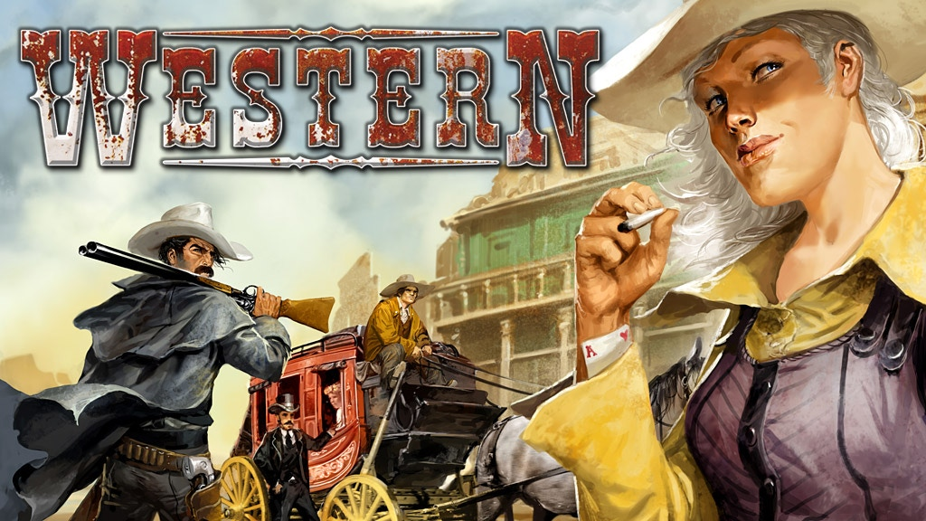 Western - the Roleplaying Game project video thumbnail