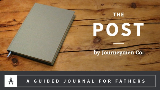 The Post - A Guided Journal For Dads