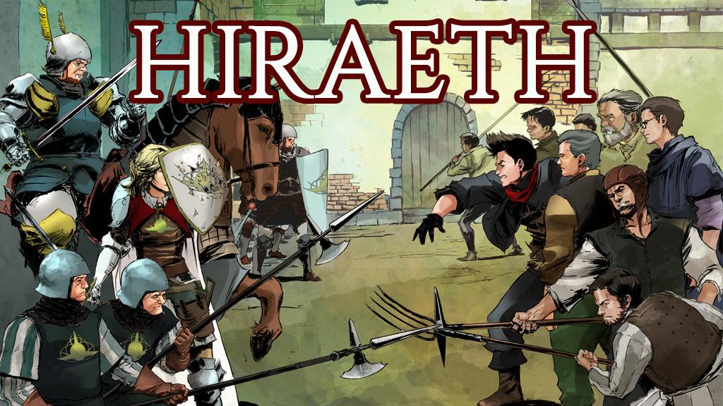 Hiraeth #1 project video thumbnail