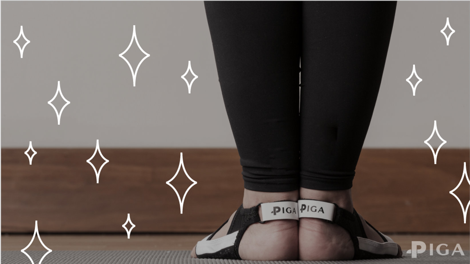 Alas the solution you were waiting for to feel light and supported while you do Pilates, Yoga, Barre, SUP, martial arts or simply while hanging out.