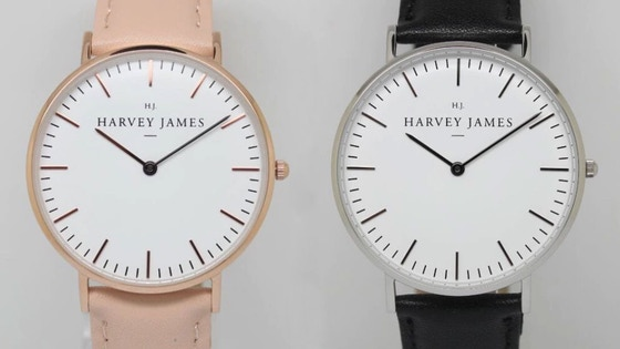 HARVEY JAMES WATCHES - Defining moments!