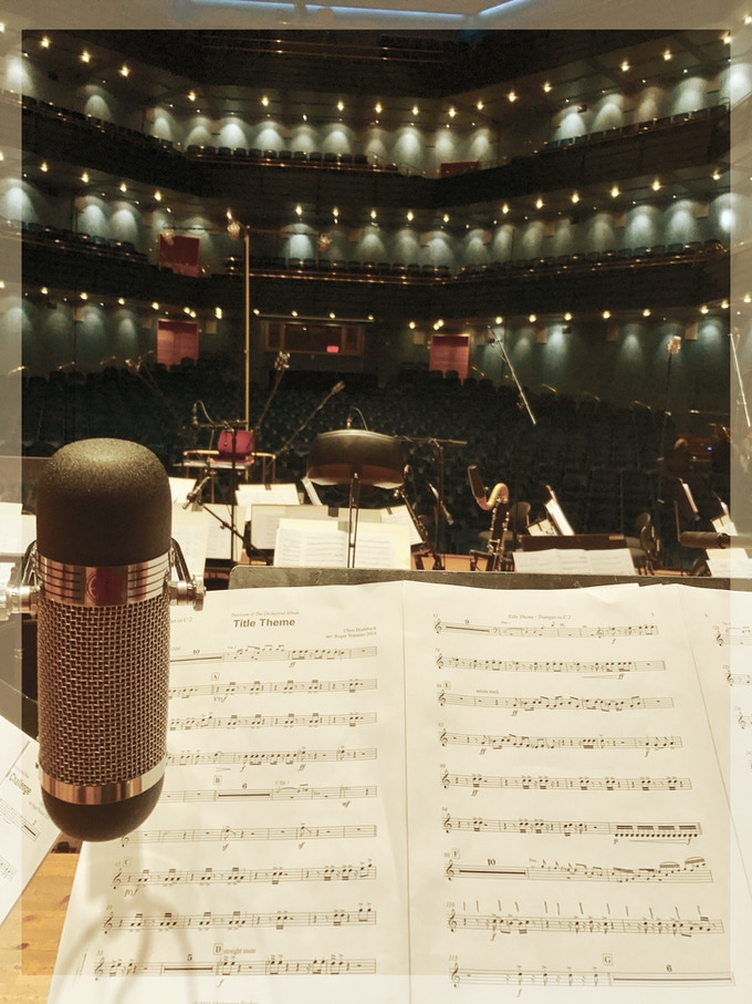 Recordings featuring the Norrköping Symphony Orchestra