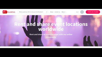 Host&Visit- Marketplace