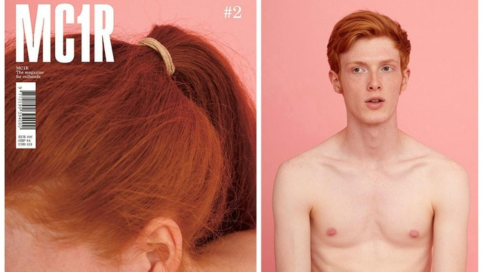 An art based and design forwarded project round about the culture of red hair. The only print magazine for redheads worldwide.
