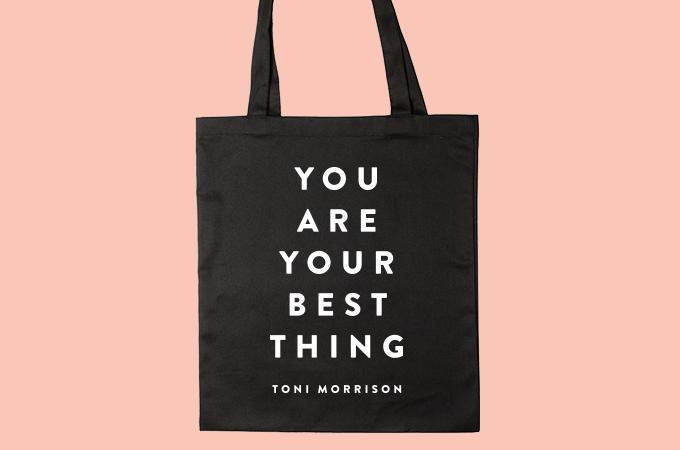 Toni Morrison Tote