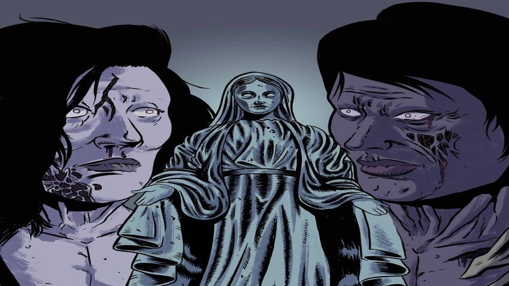 Zombie Fabulous #3: Mary: Sacred Heart of the Motor City project video thumbnail