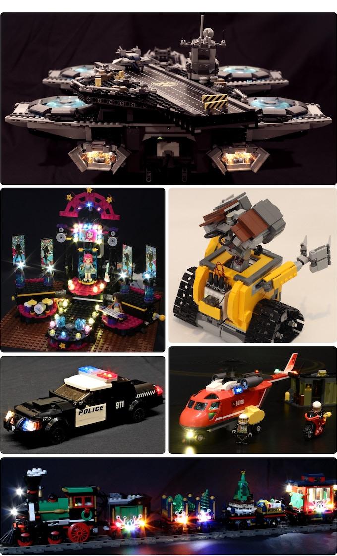 PFx Brick – Special Fx for LEGO® Creations by Fx Bricks