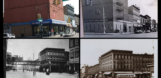 Then & Now – Bedford Corners: Photojournalism and audio project documenting the changes of the neighborhood through the vantage point of an historic intersection