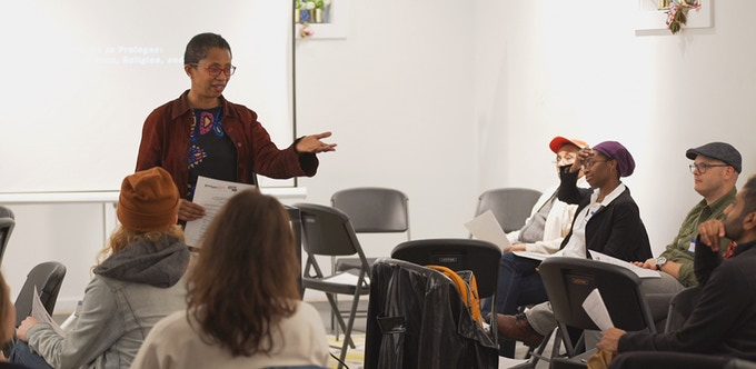 Voices of Crown Heights: An oral history project in collaboration with Brooklyn Historical Society and Weeksville Heritage Center capturing the experiences of local residents