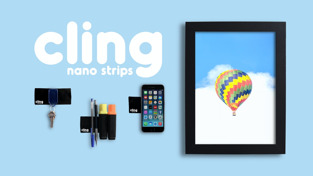 Cling Nano Strips: Our STICKIEST, MOST VERSATILE Gel Pad Yet project video thumbnail
