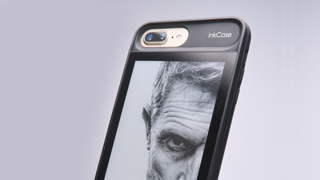 InkCase i7 Plus: Dual Screen For iPhone 7 Plus.