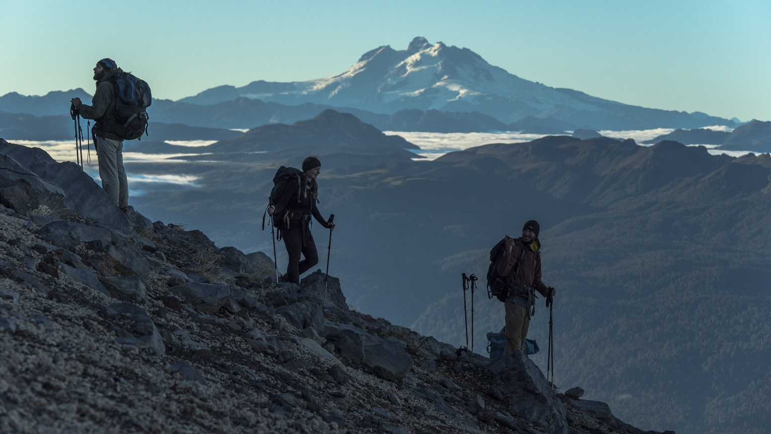 4 travelers. 4 months. No support team. A documentary following an adventure into Patagonia for exploration and conservation.