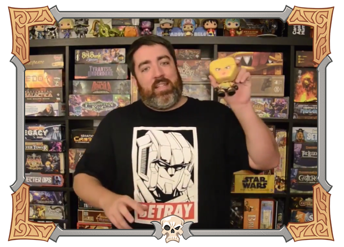 CLICK TO WATCH - Board Game Brawl Preview