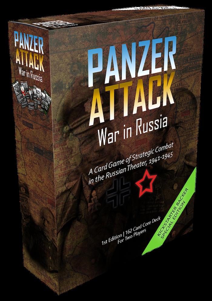 Panzer Attack War In Russia By Jonathan Walters Kickstarter