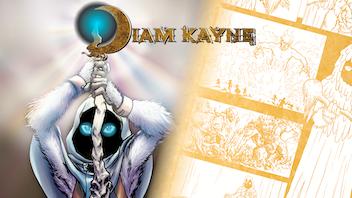 Diam Kayne: An EPIC New Adventure Comic Series