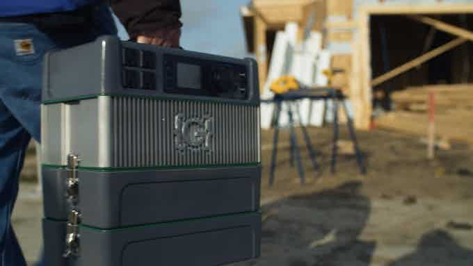 Putting Power Stack™ technology to work.