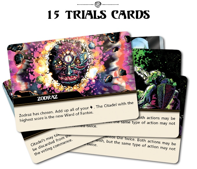 Click to see all Trials Card designs