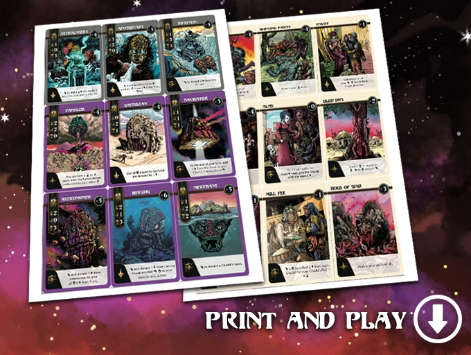 Download our Print and Play Files here.
