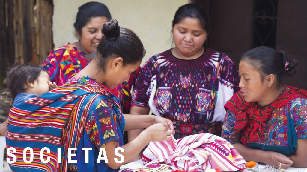 London x Guatemala: Societas - Supporting Artisan Craft project video thumbnail