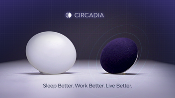Circadia: Sleep & Work Better Using NASA Inspired Technology