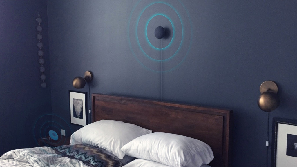 Circadia Sleep System: Tracker, Speaker and Lamp project video thumbnail