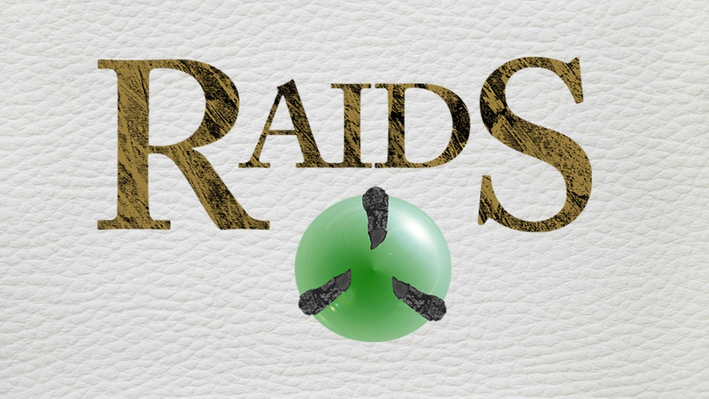 Raids: A tabletop role playing game for everyone project video thumbnail