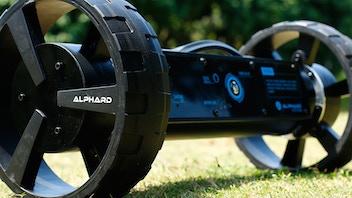 eWheels: Turn Any Pushcart to an Electric Remote Golf Caddie