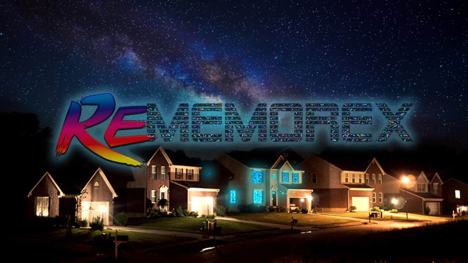 Rememorex, the tabletop role-playing game of suburban '80s horror!