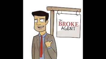 The Broke Agent Animated Web Series