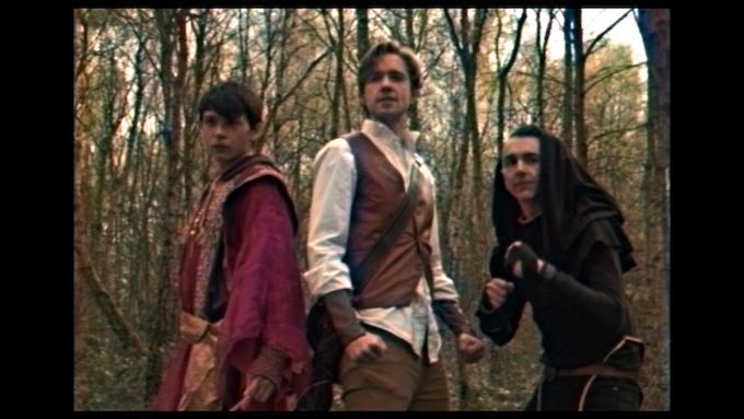 The Adventurers of Lord Hagen dir. Ryan Harvey