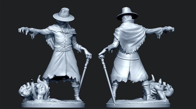 The Gaunt Man of Orrorsh