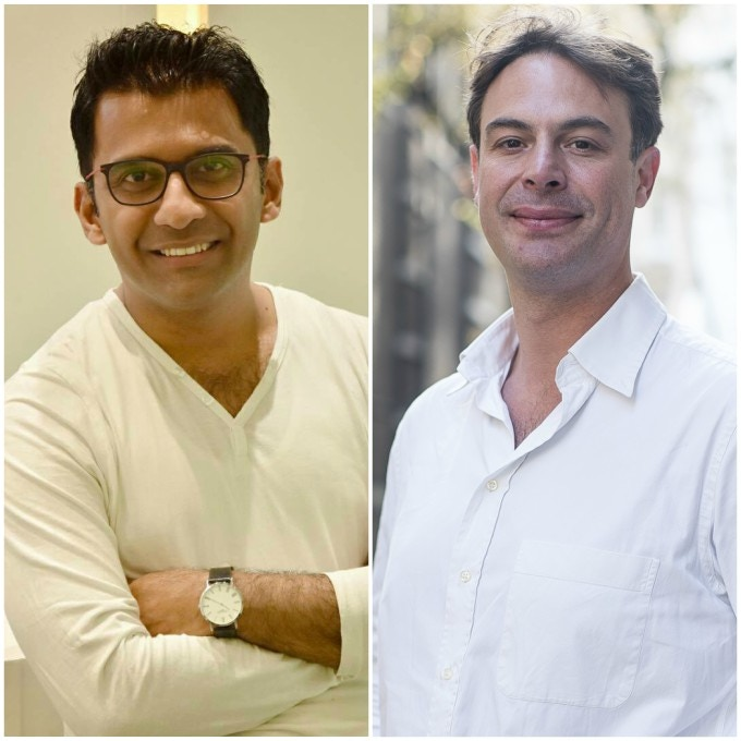 Meet Shripal and Alexei, the entrepreneurs behind the Smart Buckle.