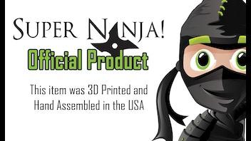 Super Ninja Fidget Spinners