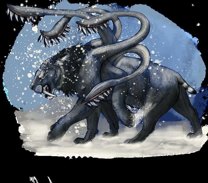 Artic Phasecat