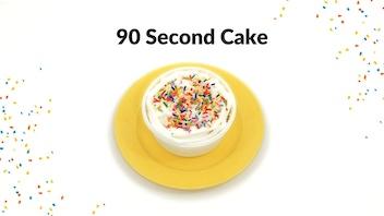 KakeMi 90 Second Cake