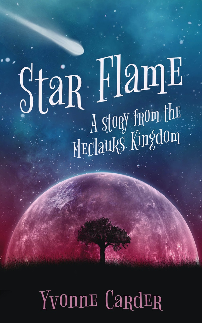 Star Flame: FREE story when you join my newsletter group