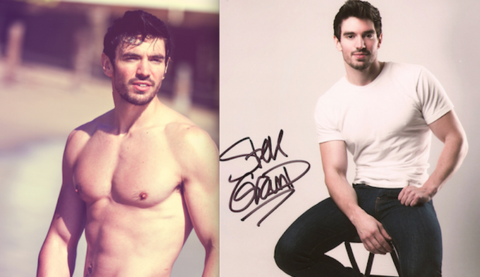 Get the signed pic at left for $65, or at right for $60!