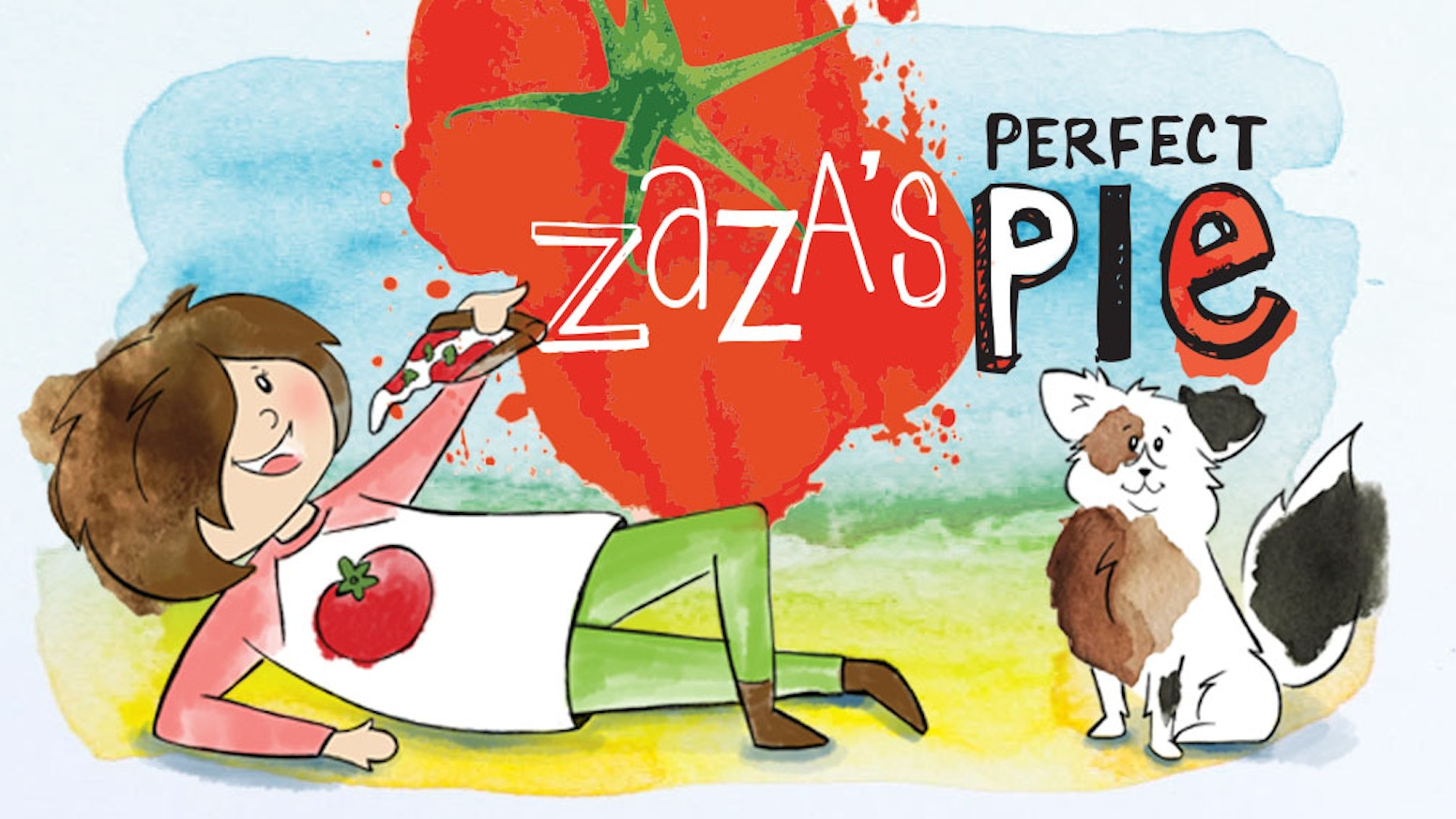 Zaza's Perfect Pie is a story of a girl in love with pizza. Her adventures will spark creativity in the kitchen for kids in your life.