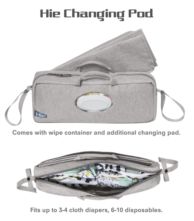 Important Quotes From Into Thin Air With Page Numbers: Hie Diaper Bag: Your New Best Friend By GroVia —Kickstarter