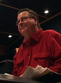 Composer John Morgan