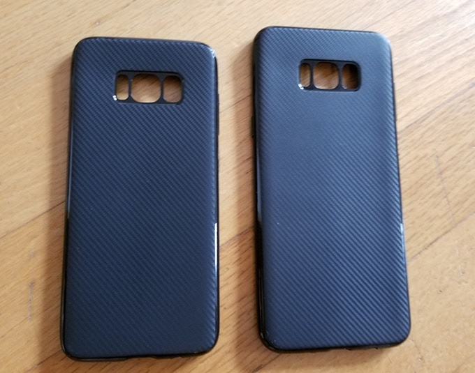 Bixby free S8 and S8+ case