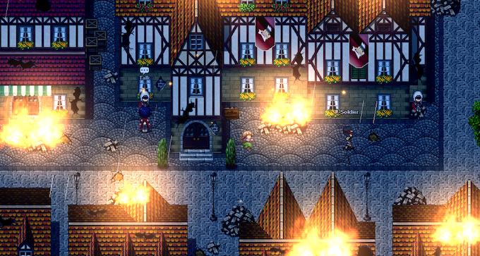 The Pincer Attack of Regnalia Empire