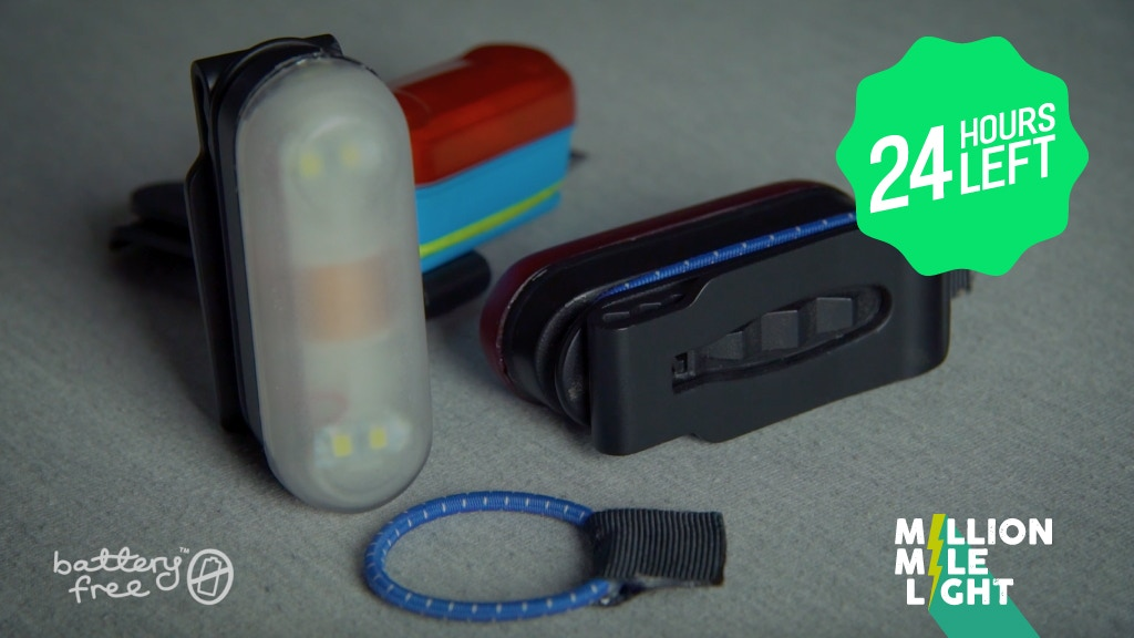 Next generation battery-free active light, now for everyone! project video thumbnail