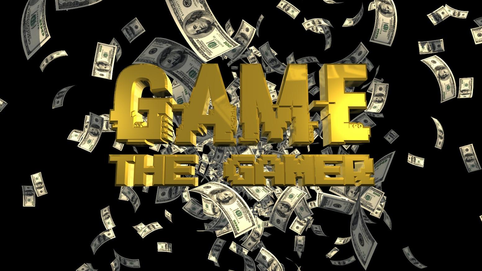 game the gamer by noah houlihan kickstarter