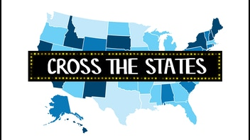 Cross The States - Album #1