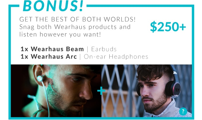 Learn more about the Wearhaus Arc